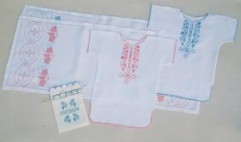 Крестильный набор  для младенцев до 12 мес.