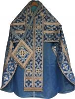 Иерейской облачение голубое